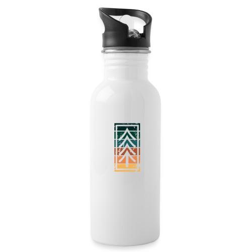 Ventures Belong To The Adventurous || VAN LIFE - Water Bottle