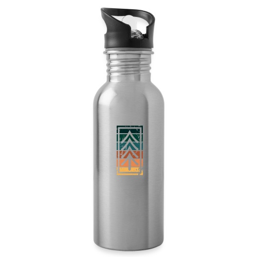 Ventures Belong To The Adventurous || VAN LIFE - Water Bottle