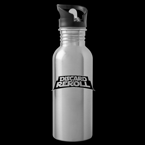 Discard to Reroll: Reroller Swag - Water Bottle