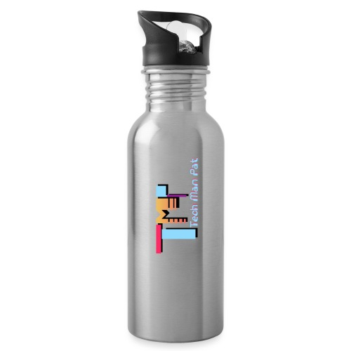 TechManPat Mugs & Bottles - Water Bottle