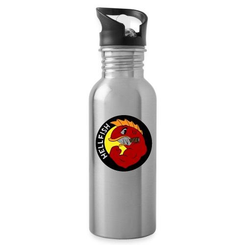 Hellfish - Flying Hellfish - Water Bottle