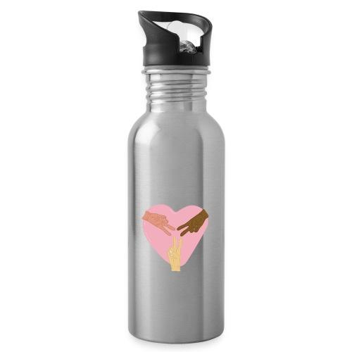 Heal America Through the Power of Prayer - Water Bottle