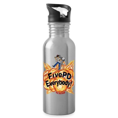 It's FivePD Everybody! - Water Bottle