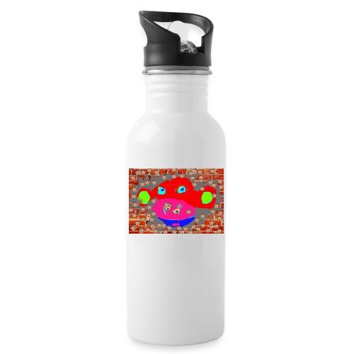 monkey by brax - Water Bottle