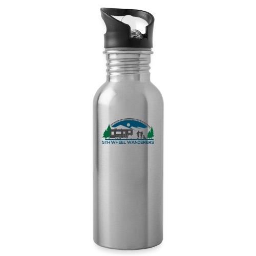 5th Wheel Wanderers - Water Bottle