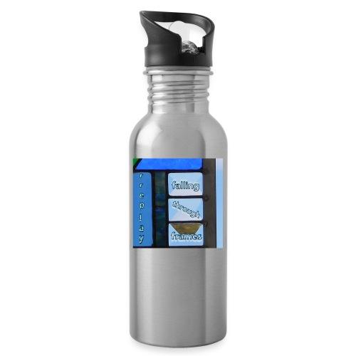 Falling Through Frames - rreplay - Water Bottle