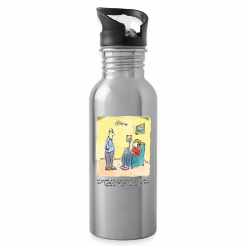 Information Overload - Water Bottle