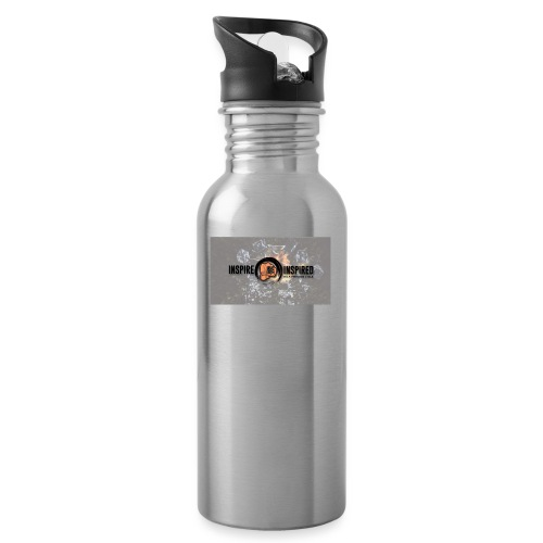 Inspire Be Inspired - Water Bottle