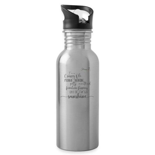Ray of Sunshine - Water Bottle