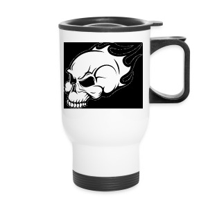 skelebonegaming merch - Travel Mug