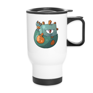 Cartoon Guardian - Travel Mug