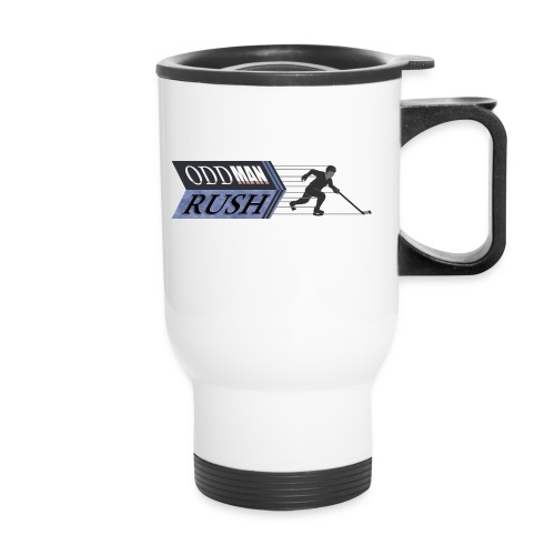 Odd Man Rush Player - Travel Mug