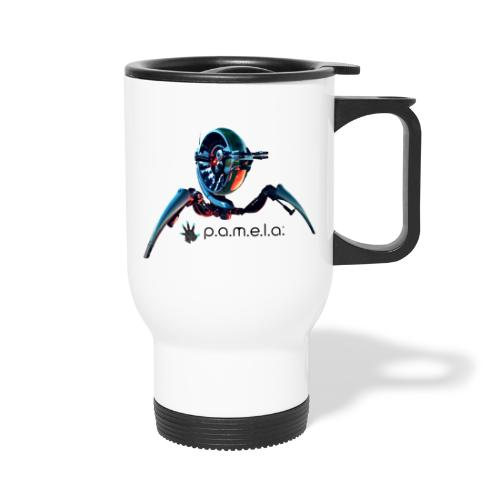 P.A.M.E.L.A. Turret - Travel Mug