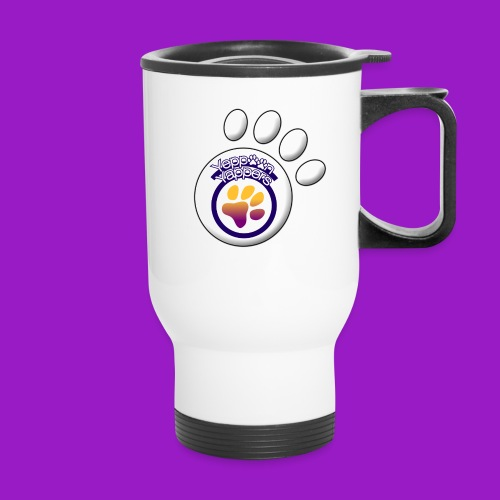 yapper logo shirts - Travel Mug