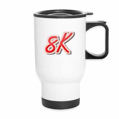 8K - Travel Mug