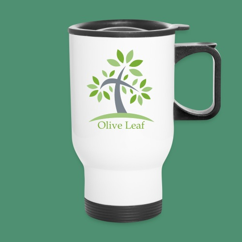 Olive Leaf - Travel Mug