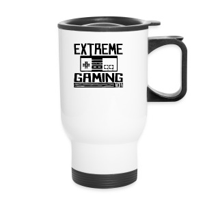 extreme gaming 101 accessories design - Travel Mug