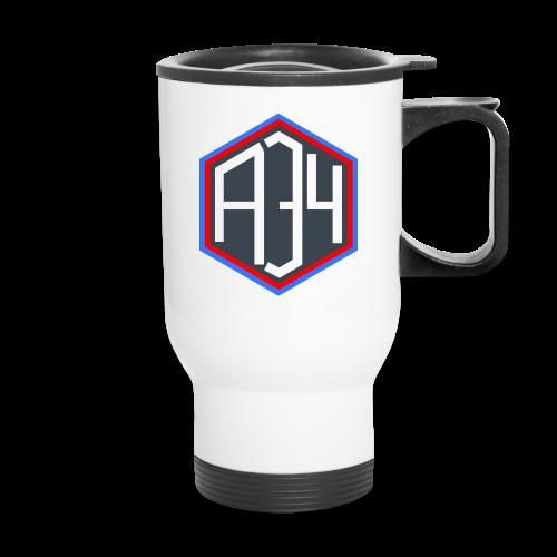 Adrian 34 LOGO - Travel Mug