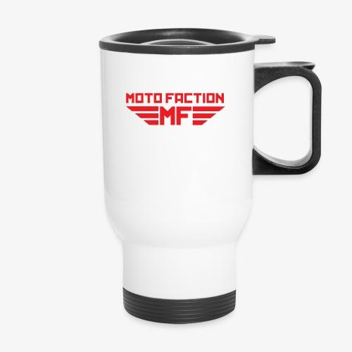 MotoFaction Logo - Travel Mug