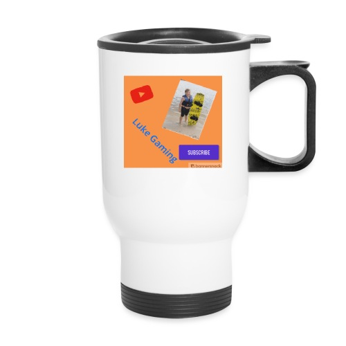 Luke Gaming T-Shirt - Travel Mug