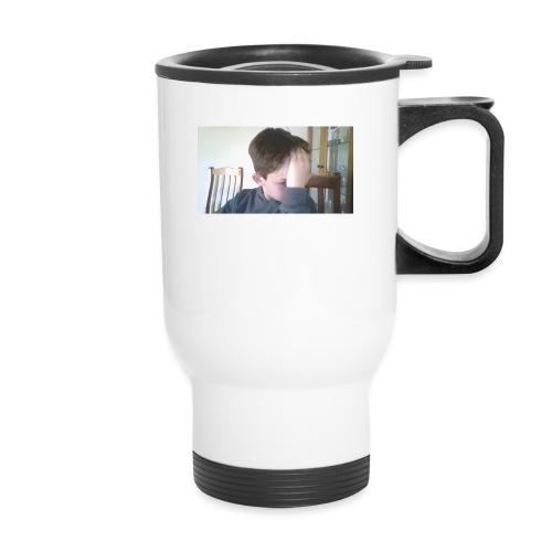 Luiz FAce!! - Travel Mug