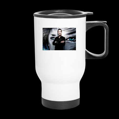 The Wall - Travel Mug