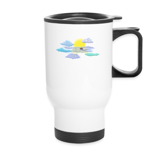 Sea of Clouds - Travel Mug