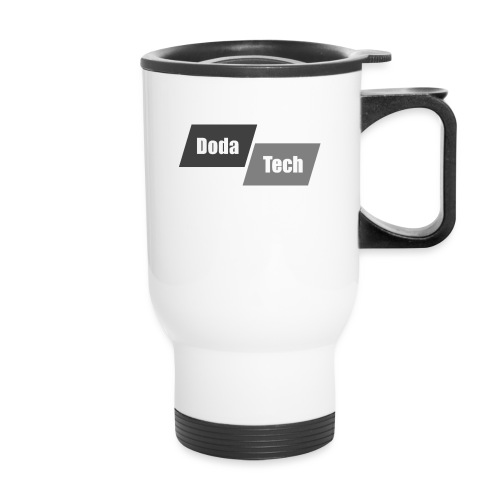 DodaTech Logo - Travel Mug