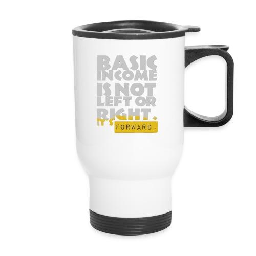 UBI is not Left or Right - Travel Mug