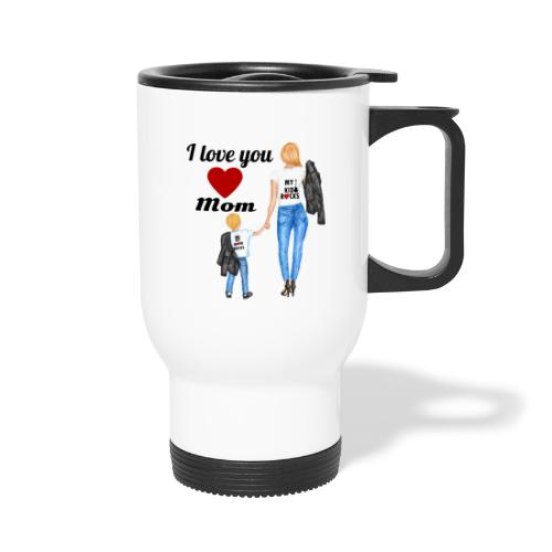 Mother's day gift from daughter, Mother's Day Gift - Travel Mug