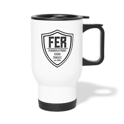 FER Shield - Travel Mug