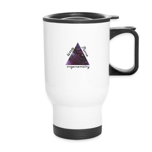 TinaPetrie_Logo - Travel Mug