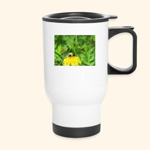 Dandelion Bee - Travel Mug