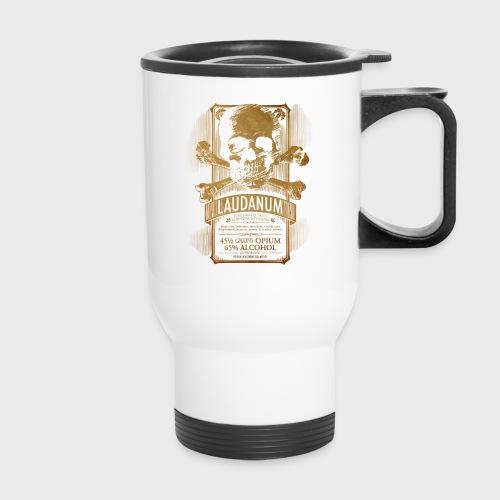Laudanum Goth Steampunk Medical Doctor - Travel Mug