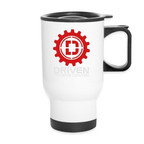 Stacked Logo - Travel Mug