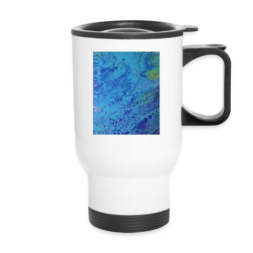 ocean wave - Travel Mug