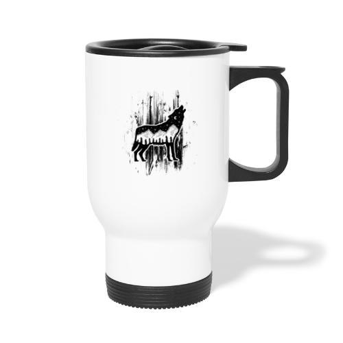 Wolf - Travel Mug