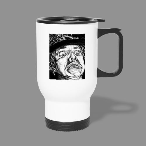 Disgusted - Travel Mug