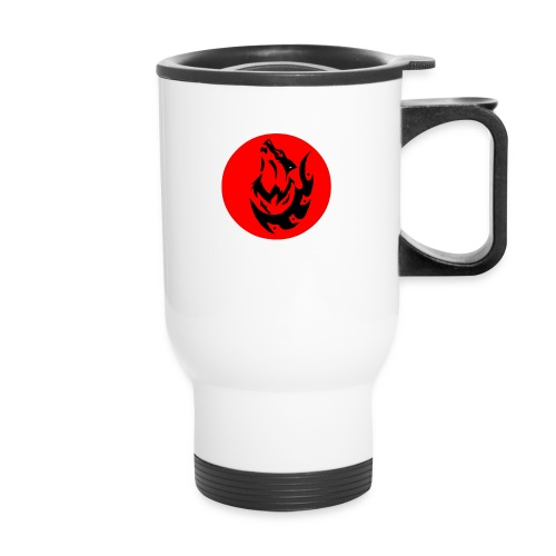 Wolf Logo - Travel Mug