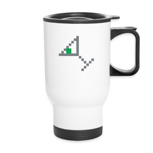 item martini - Travel Mug with Handle