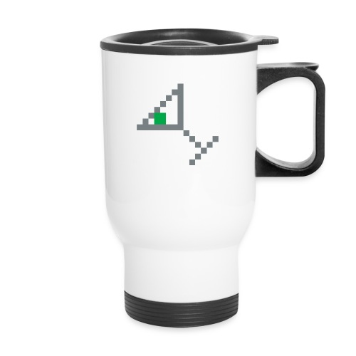 item martini - Travel Mug