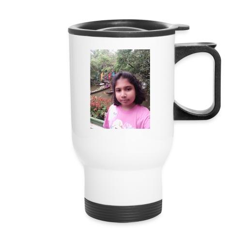 Tanisha - Travel Mug