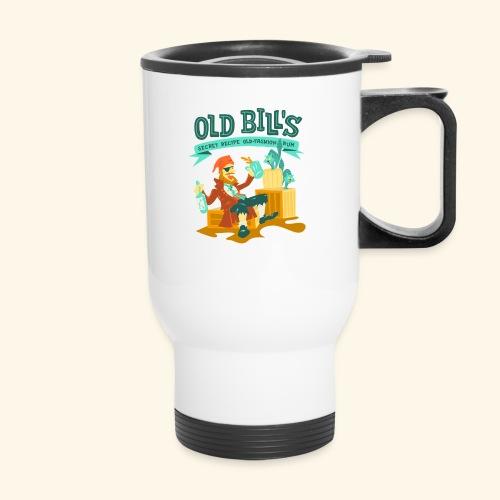 Old Bill's - Travel Mug with Handle