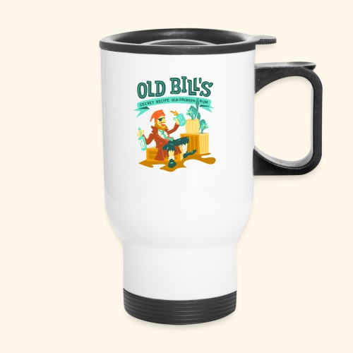 Old Bill's - Travel Mug