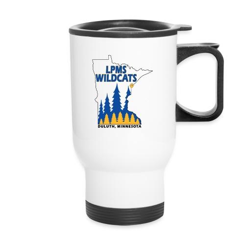 Minnesota Wildcats - Travel Mug with Handle