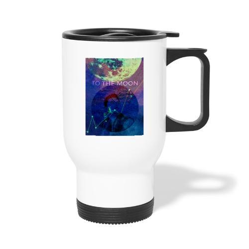 DOGE TO THE MOON - Travel Mug