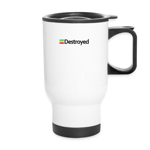 Polaroid Destroyed - Travel Mug