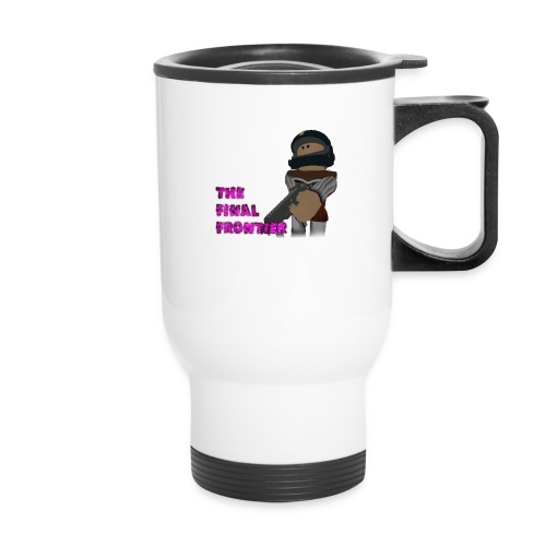 The Final Frontier - Travel Mug