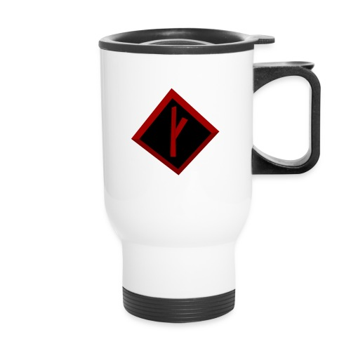 mgtow logo - Travel Mug