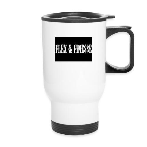 Flex & Fine$$e - Travel Mug